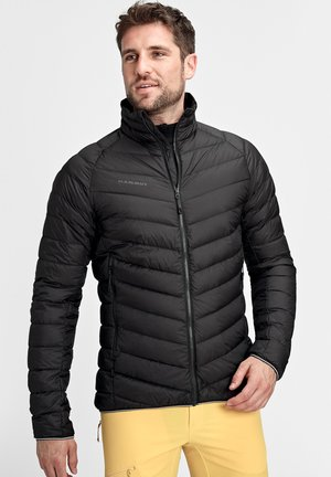 MERON - Down jacket - black