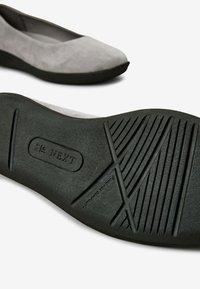 Next - EVA - Ballet pumps - grey - 5