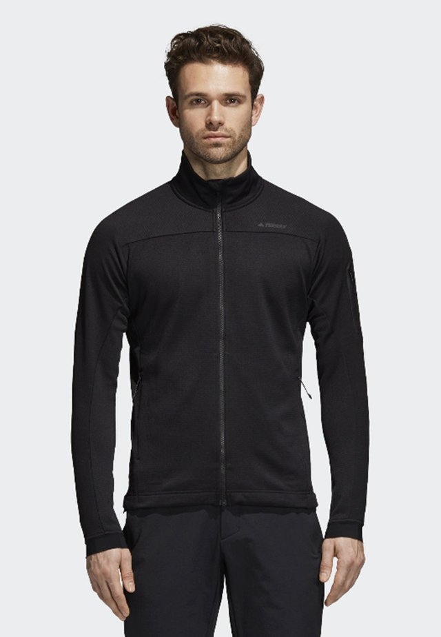 Stockhorn Fleece Jacket - Fleece jacket - black