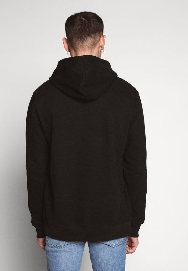 Levi's® GRAPHIC HOODIE - Bluza z kapturem - black/czarny Odzież Męska CSRN