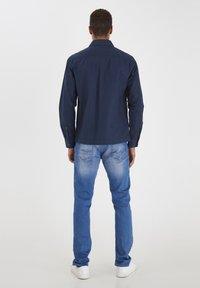 Blend - SLIM FIT - Shirt - dress blues - 1