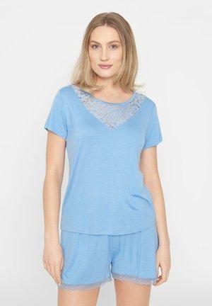 SET - Nattøj sæt - allure blue