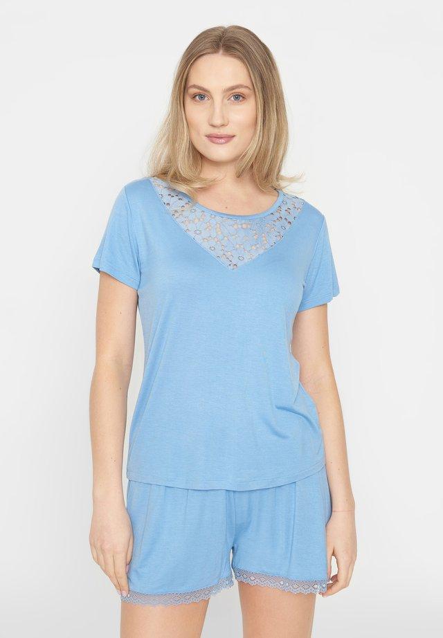 SET - Pyjama - allure blue