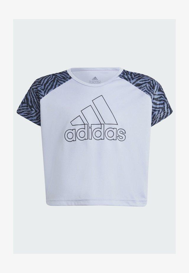 G SEAS TEE - T-shirt de sport - purple