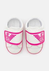 Emporio Armani - First shoes - white - 3