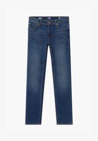 Jack & Jones Junior - JJIGLENN JJORIGINAL - Jeans slim fit - blue denim - 0