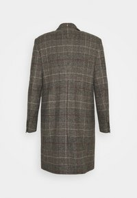 Les Deux - MADISON CHECK COAT - Classic coat - grey - 1