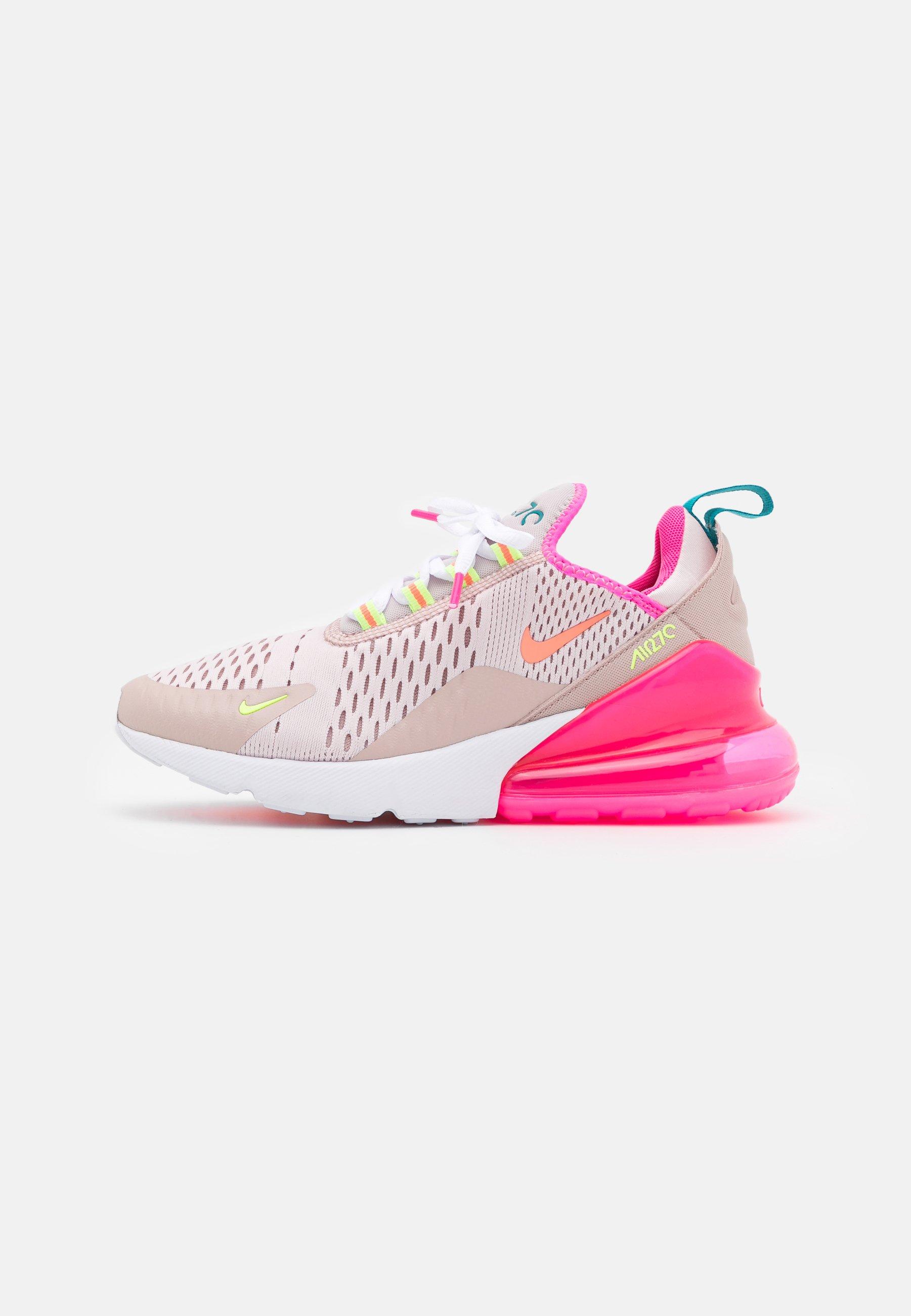 Nike Sportswear Air Max 270 - Joggesko Barely Rose/atomic Pink/ston Mauve/rosa