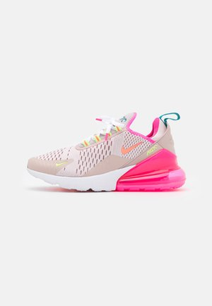 AIR MAX 270 - Tenisky - barely rose/atomic pink/ston mauve