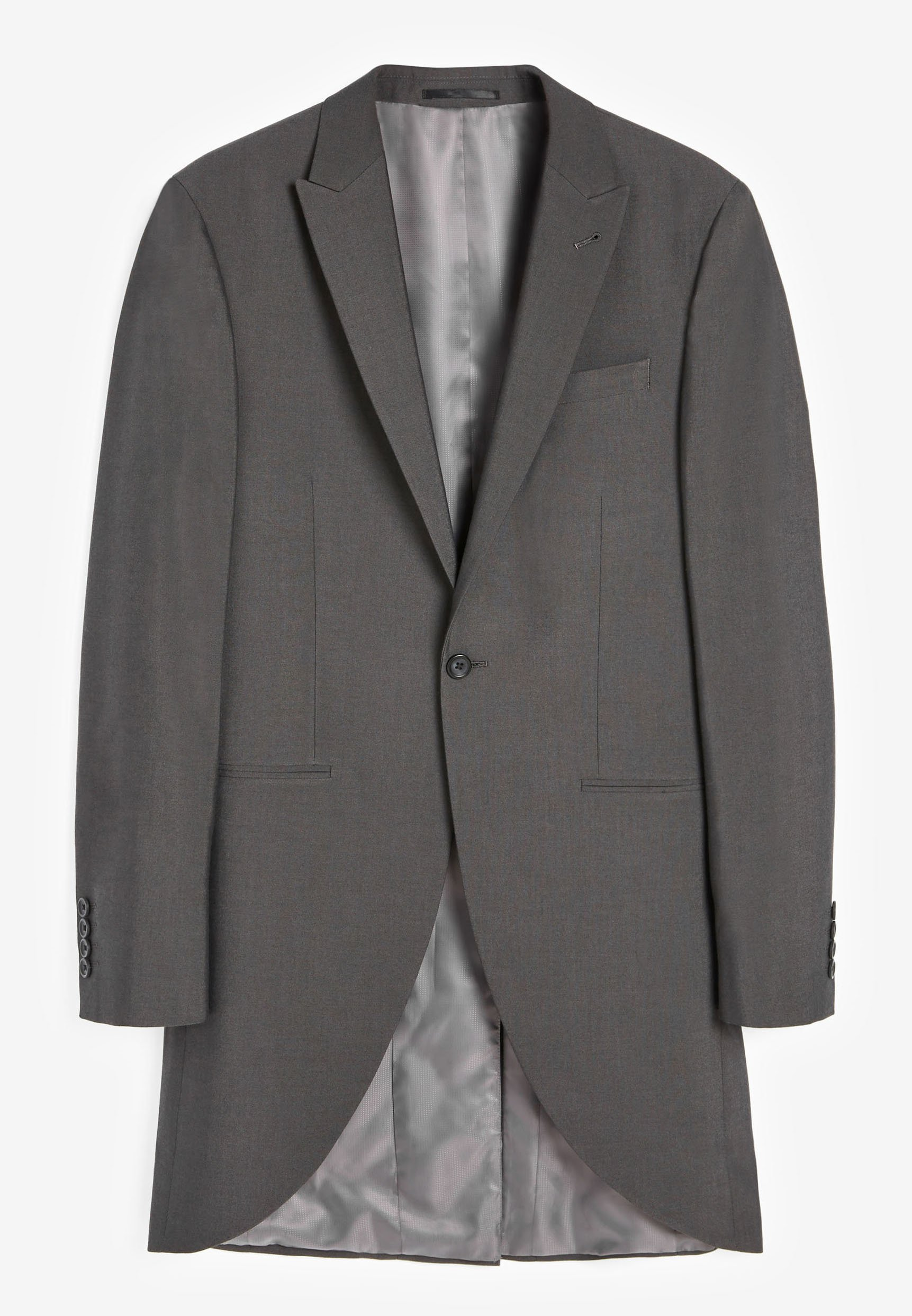 Homme NAVY SLIM FIT MORNING SUIT JACKET - Veste de costume