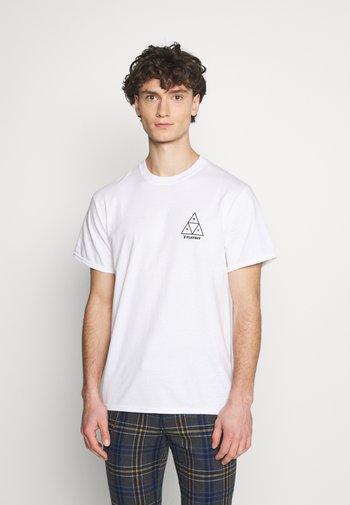 PLAYBOY PLAYMATE TEE - Print T-shirt - white