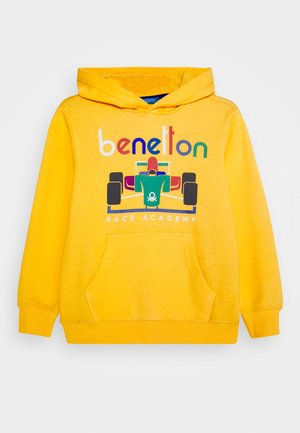 BASIC BOY - Hoodie - yellow