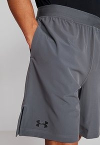 Under Armour - PROJECT TRAINING SHORT - Sports shorts - pitch gray/black - 5