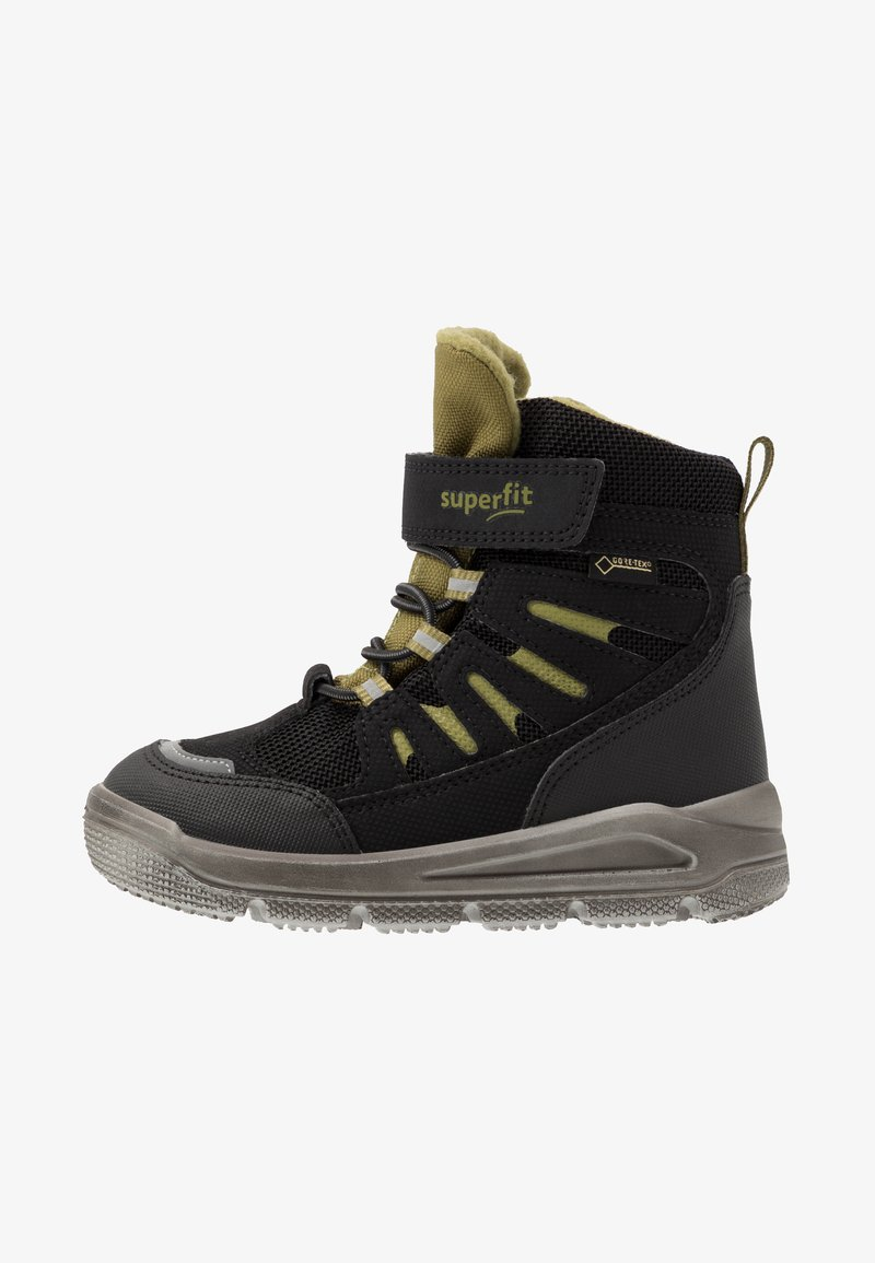Superfit - MARS - Winter boots - schwarz/grün