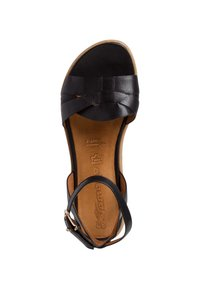 Tamaris - Sandals - black plain - 3