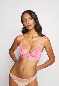 Ann Summers - THE HEART NON PAD - Kaarituelliset rintaliivit - pink - 0