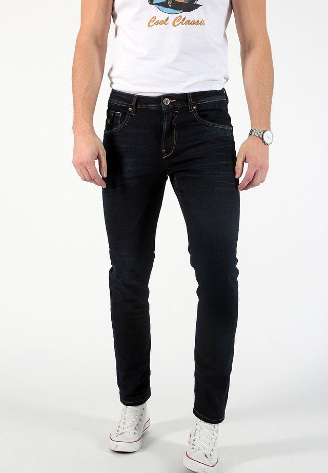 RICARDO  - Slim fit jeans - dunkelblau