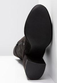 RAID - EDITTA - Boots med høye hæler - black - 6