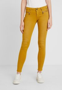 Freeman T. Porter - CAMILA NEW MAGIC  - Jeans Skinny Fit - golden palm - 0