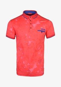 Gabbiano - Polo shirt - coral - 4