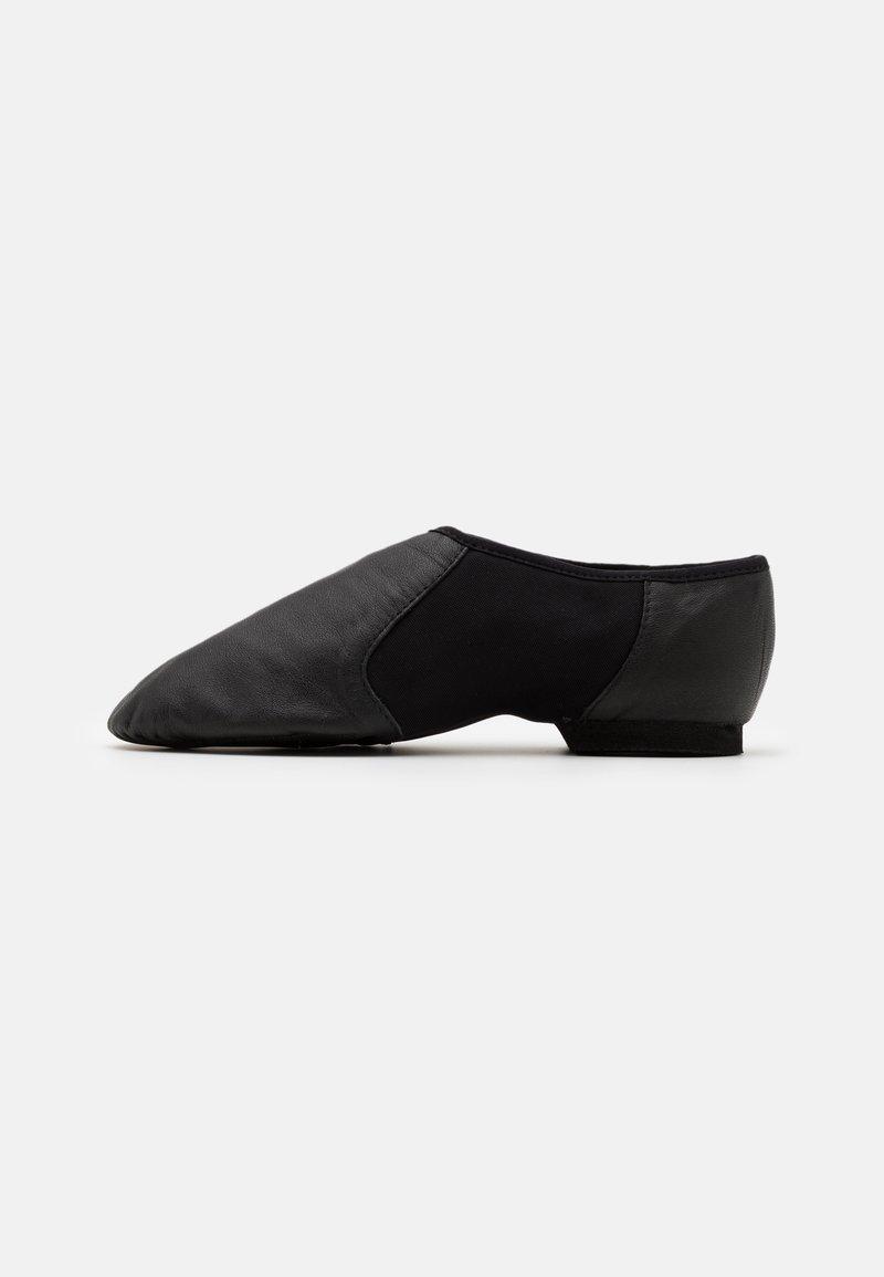 Bloch - NEO FLEX SLIP ON - Obuwie do tańca - black
