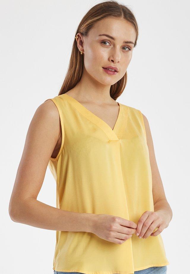 IHCRISSY - Blouse - buff yellow