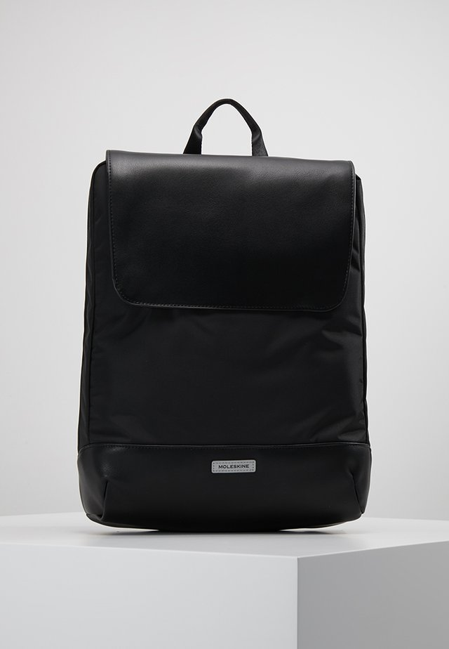 SLIM BACKPACK - Rucksack - black