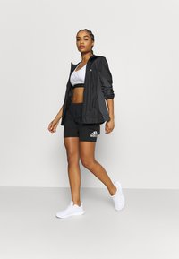 adidas Performance - Pantalón corto de deporte - black - 1