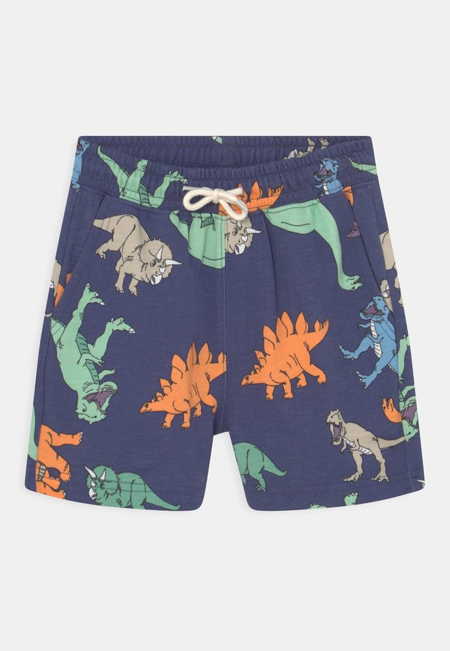 HENRY SLOUCH  - Pantalones deportivos - indigo/multi