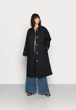 TRENCH - Trenchcoat - black