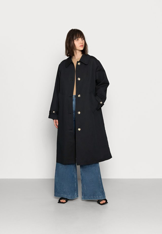 TRENCH - Trenchcoats - black
