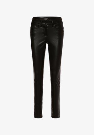 HOSE RAY - Trousers - schwarz
