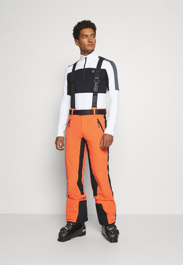 ROTHORN 2.0 PANT - Ski- & snowboardbukser - orange