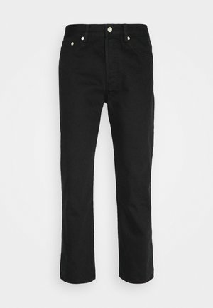 Jeans Relaxed Fit - black dark