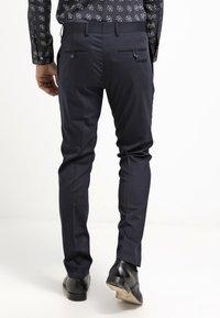 Tiger of Sweden - HERRIS - Pantalon de costume - dark blue - 2