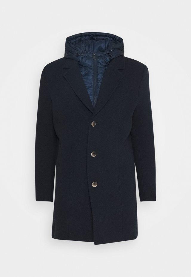 Cappotto classico - sky captain blue