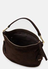 Abro - JUNA SMALL - Handbag - dark brown - 2