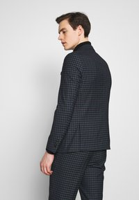 Lindbergh - CHECKED SUIT - Oblek - navy - 3