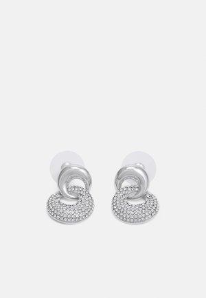 ANGLAIS SHORT EAR - Náušnice - silver-coloured