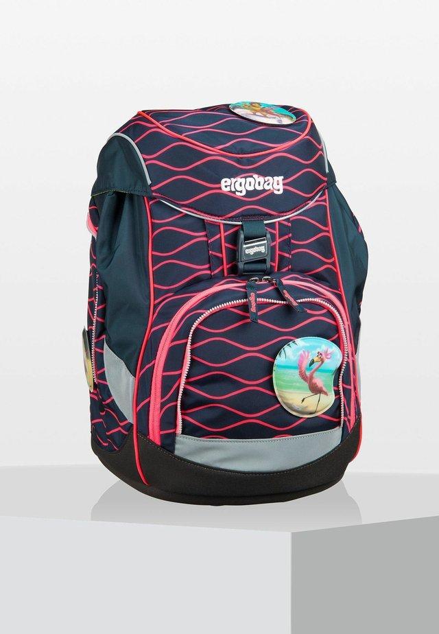LUMI EDITION - School bag - red