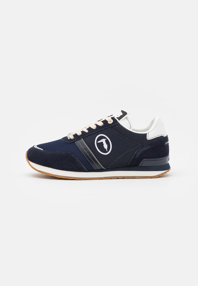 FREDDY MIX - Sneakersy niskie - navy blue