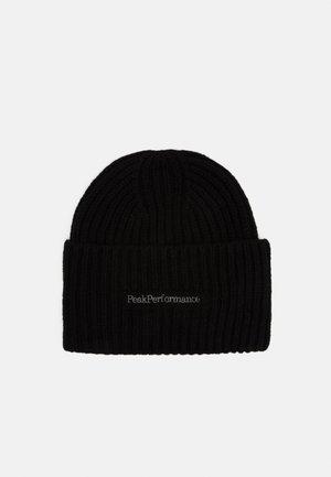 MASON HAT UNISEX - Bonnet - black