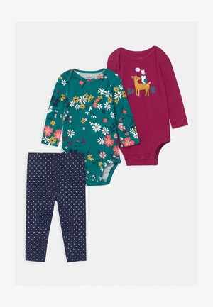 OWL SET - Leggings - Trousers - multicolor