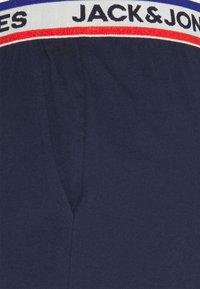 Jack & Jones - JACSIMON LONG PANTS - Nachtwäsche Hose - maritime blue - 2