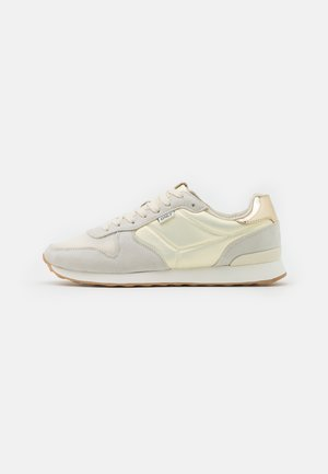 ONLSAHEL METALLIC  - Zapatillas - beige