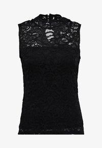 Anna Field Petite - Blus - black/black - 4