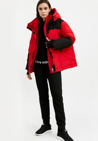 Finn Flare - Down jacket - red - 1