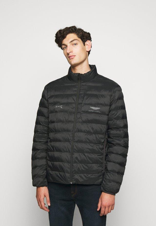 AMR LW QUILT RACER - Light jacket - black