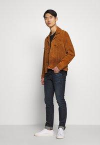 Baldessarini - JOHN - Straight leg jeans - dark blue - 1