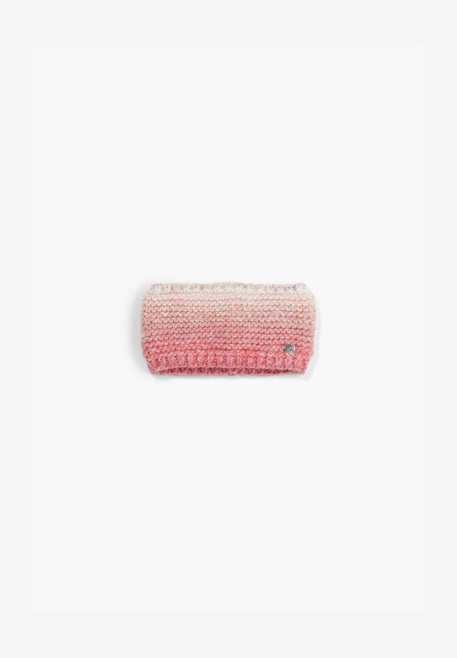 MIT FARBVERLAUF - Snood - dark pink aop